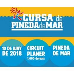 Cursa de la Pineda 10 kms 10/06/18, 9:00 h