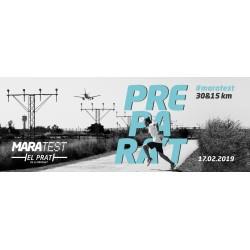 Maratest El Prat de Llobregat 15k/30k (17/02/19, 9:00h)