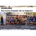 42ª Cursa Popular de La Sagrera 10/5 kms (15/12/2019 9:00 h)