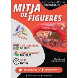 4a Mitja Marató de Figueres  (01/12/2019 - 10:30h )