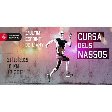 Cursa dels Nassos 2019 (31/12/2019 17:30)