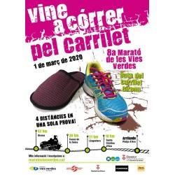 Marató Vies Verdes 42k (01/03/2020, 9:00h)