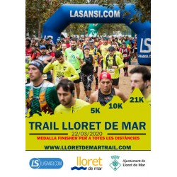Lloret de Mar Trail 22/03/2020